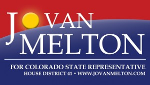 Jovan Melton For State Representative Main Logo